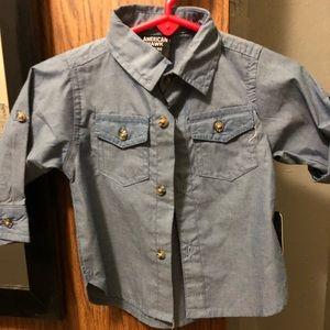 Baby boy 6-9M shirt
